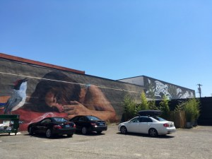 best coffee cities in the United States_Portland_parking lot