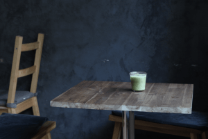Your walking guide to specialty coffee in Berlin Kreuzberg_black sheep_matcha