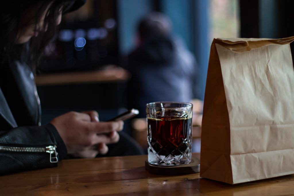 Specialty Coffee in Seoul_hell cafe_cold brew boy