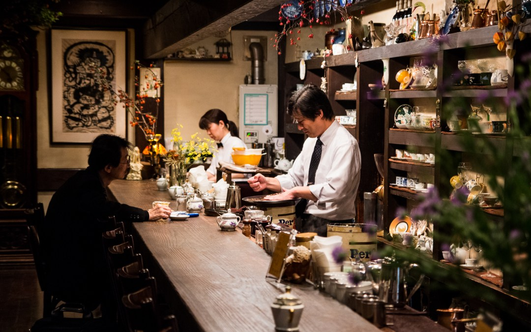 Japanese Kissaten: Attention to detail meets hospitality in Tokyo