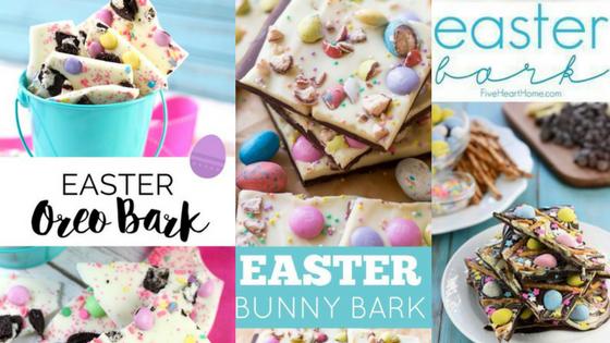 """""""Pasen chocolade brokken de Easter bark """""""