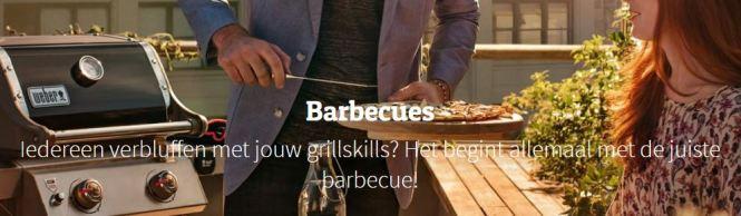 Barbecue kopen - Gas BBQ - Fan van Gas BBQ - Bestel online - Barbecues BBQ op fonQ.nl en Mels Feestje