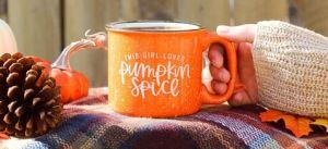 Herfst mokken 🍂 Pumpkin spice herfst mok