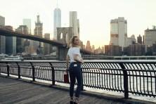 Brooklyn bridge foto sessie