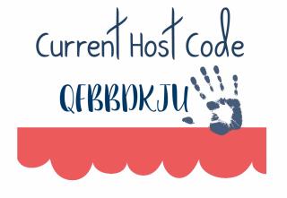 August 2020 Host Code