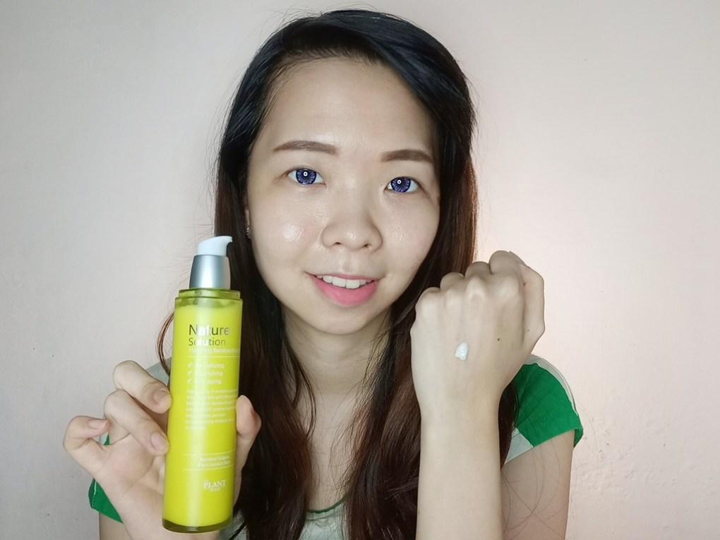 Hydrating Bamboo Emulsion