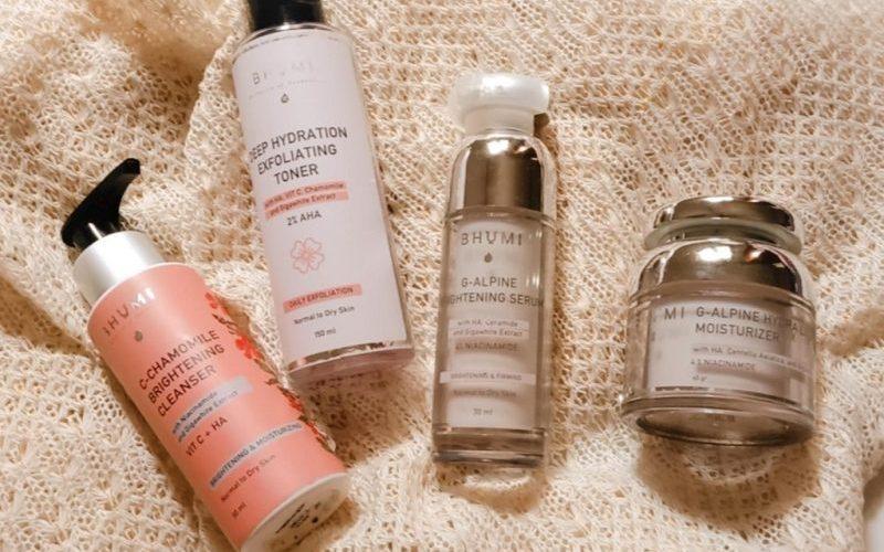 Bhumi Skincare Review