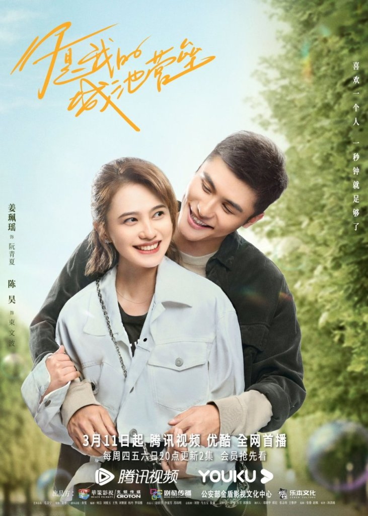 image 1 You Are My Hero, My Dear Guardian, and The Flaming Heart Drama Review