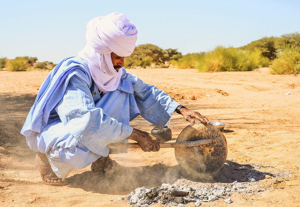 الطوارق شعب اصيل يستوطن الصحراء الأفريقية الكبرى ملتا
