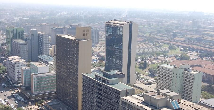VENDATA: NAIROBI CITY