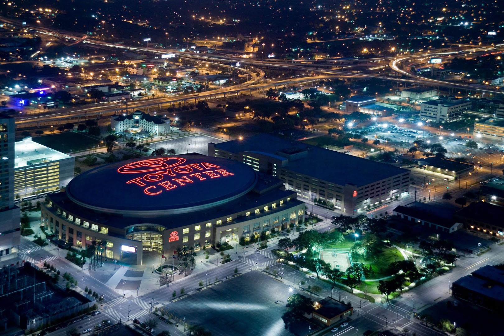 2003 - Toyota-Center-Houston