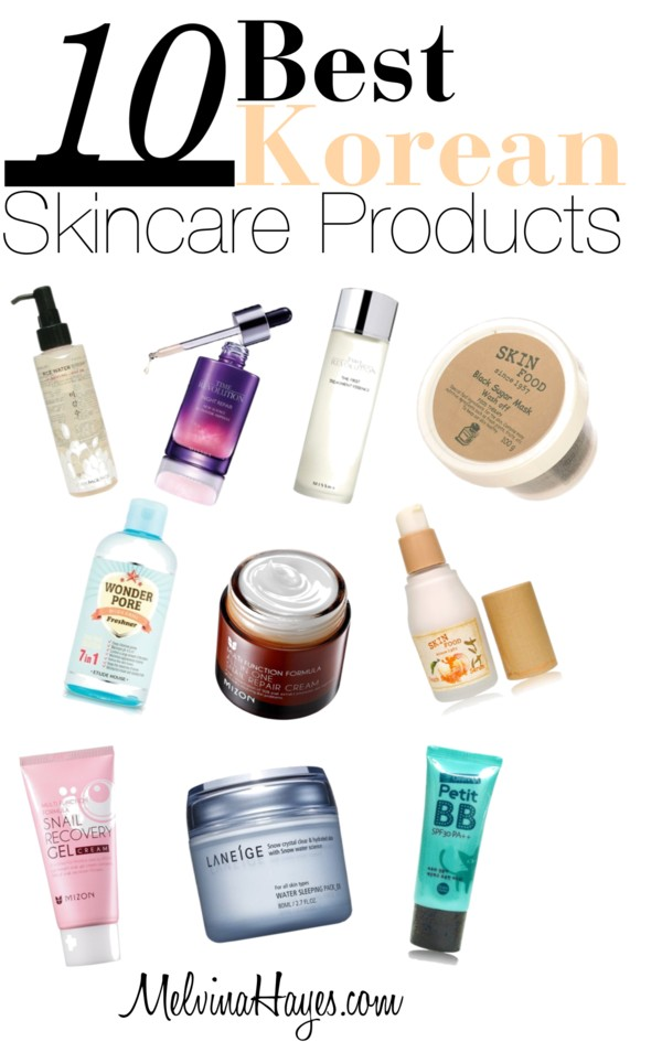 Korean Skin Care Products Uk