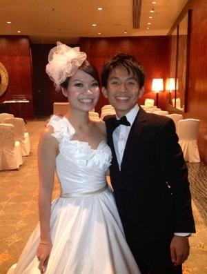 Jie's Wedding '12