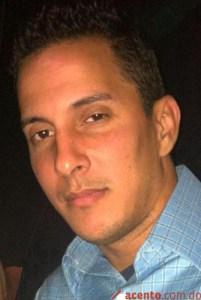 Yasir Perez en entrevista concedida a Acento