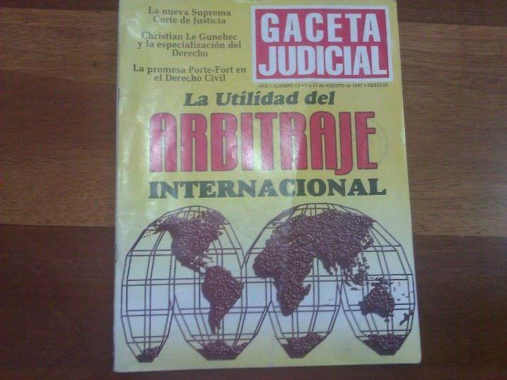 La utilidad del arbitraje internacional