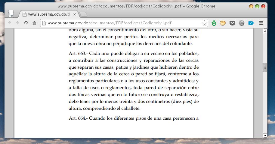 Código Civil de la República Dominicana