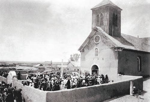 Our Lady of Guadalupe, Taos, New Mexico