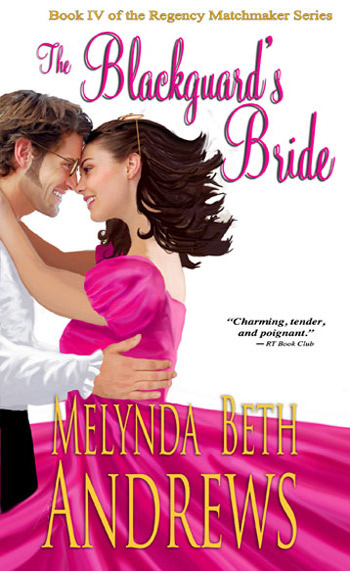 Front cover of The Blackguard's Bride