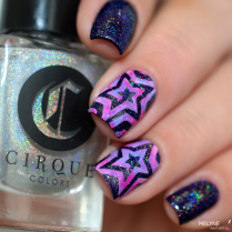 Nail art etoile nail vinyls 2