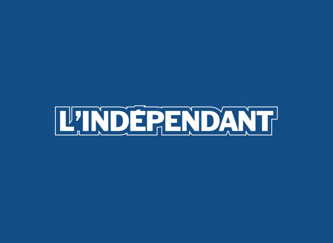 L'indépendant - Logo