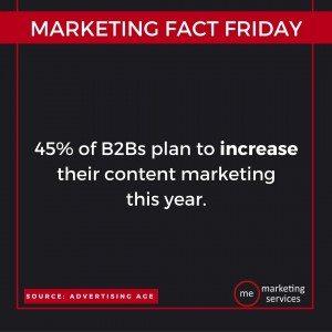 Marketing Fact Friday 2.5