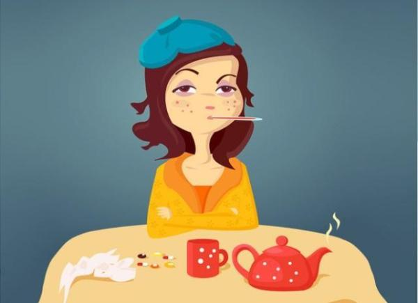Прикольные картинки про простуду (33 картинки) | Memax
