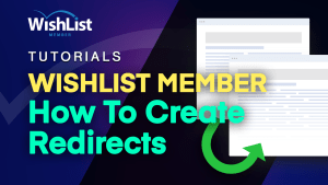 WishList Member Redirects