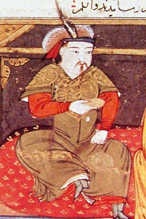 Hulagu Khan, 14th century