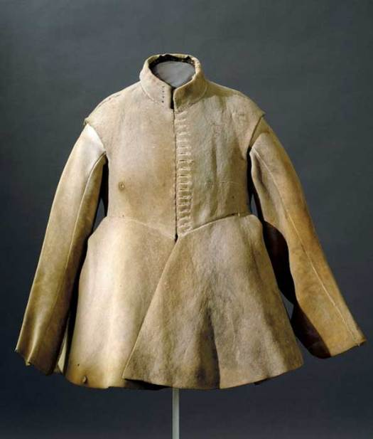 Kyller - It was worn by military men, mainly cavalry in the 1600s and 1700s under armor.