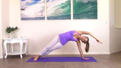 45 Minute Full Body Pilates Workout
