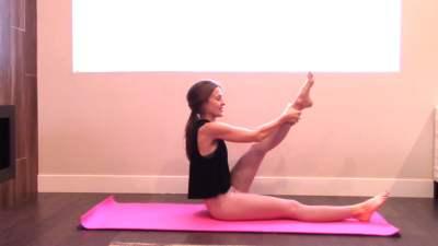 Full Body Pilates Mat Class