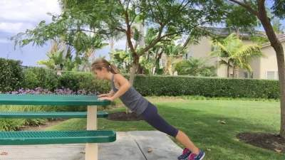 Outdoor Cardio Warm-Up