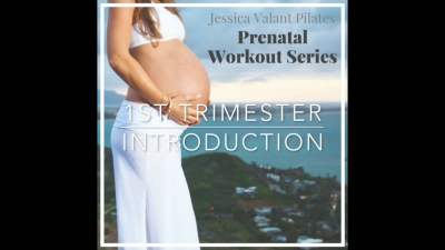 Prenatal Workout Series – 1st Trimester Introduction