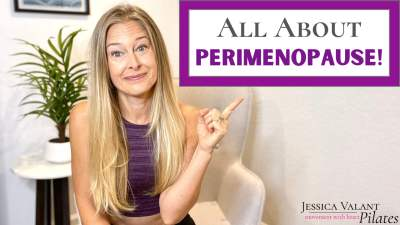 All About Perimenopause!