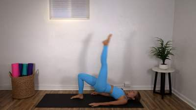 Pilates for Legs – Head to Toe Challenge #5