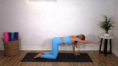 Pilates for Your Arms – Head to Toe Challenge #2