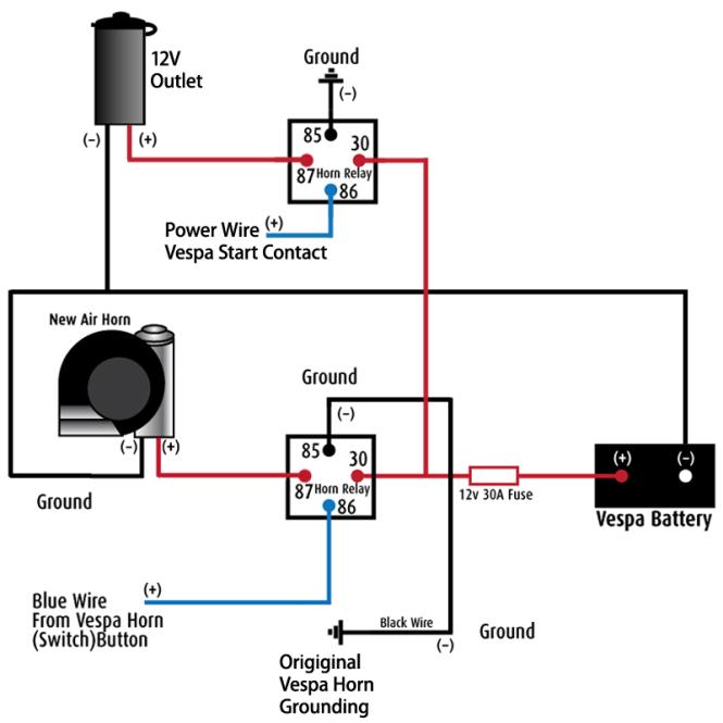 air horn wiring diagram switch wiring diagram wiring an air horn good electricians advice reciated