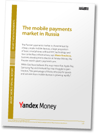 The mobile payments market in Russia