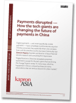 Payments disrupted — How the tech giants are changing the future of payments in China