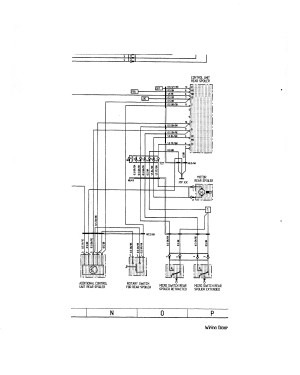 Spoiler control wiring help  Rennlist  Porsche