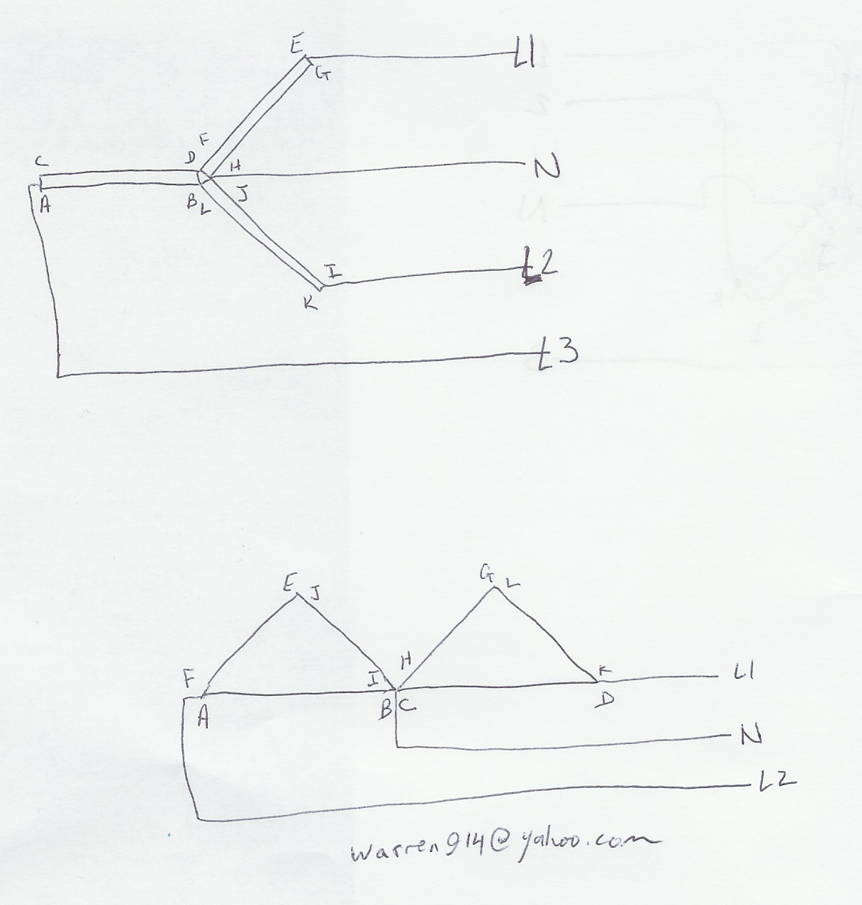 How Do You Convert A Three Phase Generator To A Single