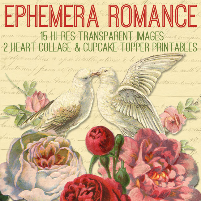 Ephemera Romance Bundle