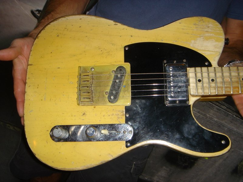 1953 Fender Telecaster Blonde