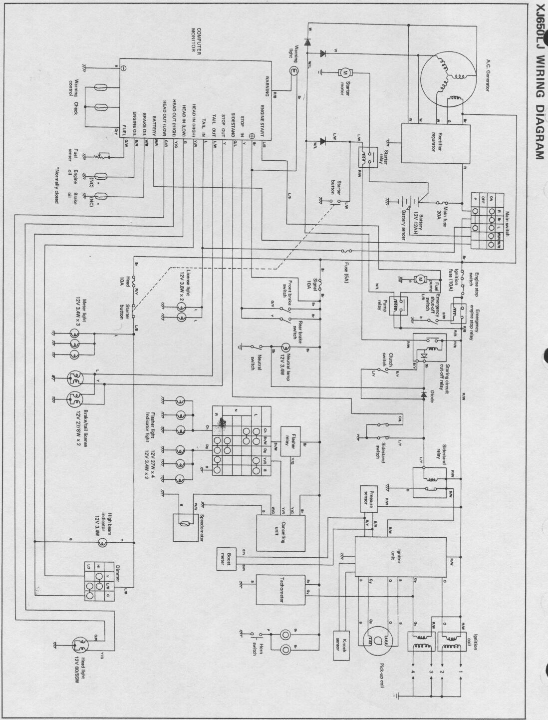 Xj4ever The Ultimate Relay Switch Sensor And Diodes