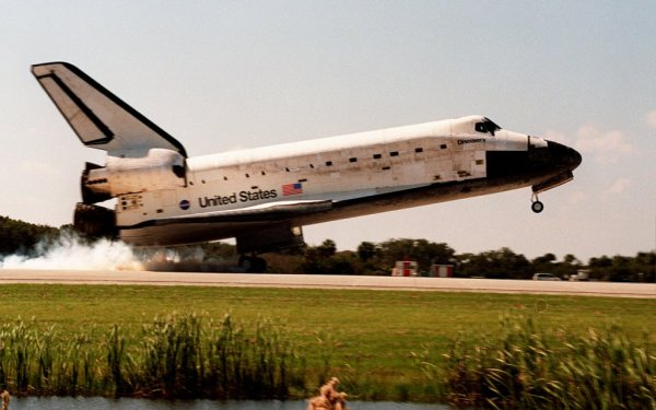 STS 95 Mission Images
