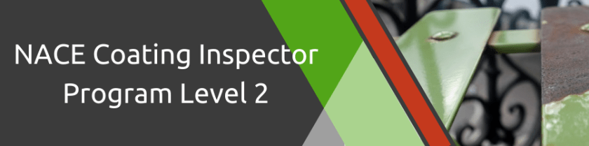 NACE Coating Inspector Program Level 2 Also available online