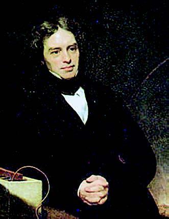 Figure 7. Michael Faraday, 1791-1867 (http:// en.wikipedia.org/wiki/Michael_Faraday).