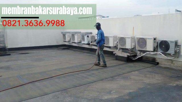 Telp Kami : 082.136.369.988 -  JASA WATERPROOFING MEMBRAN ASPHAL BAKAR di Wilayah Gading,Surabaya