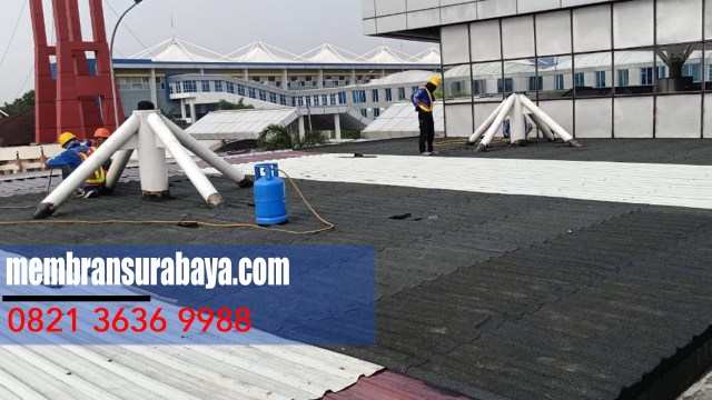 Kami  membran bakar waterproofing anti bocor di Wilayah  Bondowoso - Telepon : 0821 3636 9988