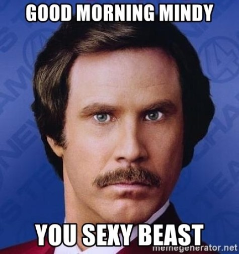 Sexy Morning Memes